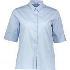 Bluzka - Comfort fit - w kolorze błękitnym. Niebieskie topy sportowe damskie Seidensticker, z klasycznym kołnierzykiem. W wyprzedaży za 127,95 zł.