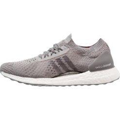 Adidas Performance ULTRABOOST X CLIMA Obuwie do biegania treningowe chalk purple/grey three/chalk coral. Szare buty do biegania damskie marki adidas Performance, z materiału. W wyprzedaży za 509,40 zł.