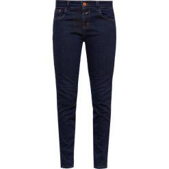 CLOSED BAKER Jeansy Slim Fit deep blue. Niebieskie jeansy damskie relaxed fit CLOSED, z bawełny. Za 749,00 zł.