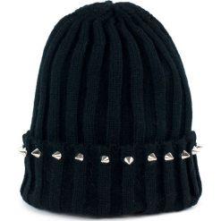 Czapka damska Goth czarna. Czarne czapki zimowe damskie Art of Polo. Za 32,73 zł.