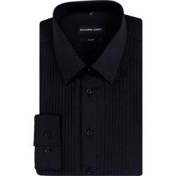 Koszula SIMONE KDCS000367. Niebieskie koszule męskie na spinki marki Giacomo Conti, m, z tkaniny, klasyczne. Za 259,00 zł.