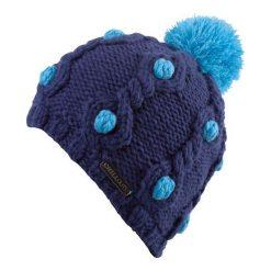 Czapki damskie: CHILLOUTS Czapka damska Tabea Hat TAB02 granatowo-niebieska (CHI-3666)