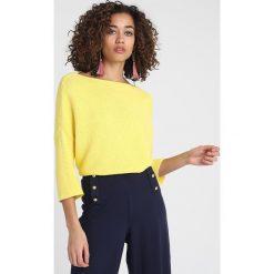 Swetry klasyczne damskie: Aaiko CHENA Sweter fresh yellow