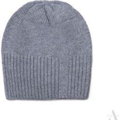 Czapka damska Simple & cozy szara. Szare czapki zimowe damskie Art of Polo. Za 42,47 zł.