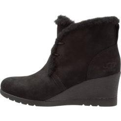 Buty zimowe damskie: UGG JEOVANA Ankle boot black