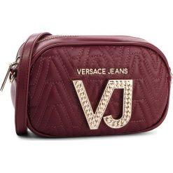 Torebka VERSACE JEANS - E1VSBBI1 70784 331. Czerwone torebki klasyczne damskie Versace Jeans, z jeansu. Za 619,00 zł.