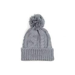 Czapka damska Winter comfort szara. Szare czapki zimowe damskie Art of Polo. Za 28,94 zł.