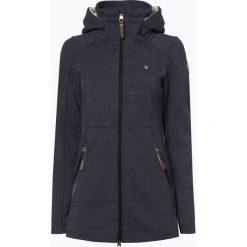 Ragwear - Damska bluza rozpinana – Myra, niebieski. Niebieskie bluzy polarowe marki Ragwear, l. Za 199,95 zł.