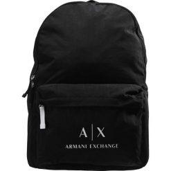 Armani Exchange BACKPACK Plecak nero. Czarne plecaki męskie marki Armani Exchange. Za 379,00 zł.