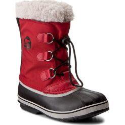 Kozaki dziewczęce: Śniegowce SOREL – Yoot Pac Nylon NY1879 Rocket/Nocturnal 675
