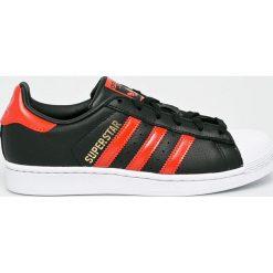 Adidas Originals - Buty Superstar. Szare buty sportowe damskie adidas Originals, z gumy. W wyprzedaży za 319,90 zł.