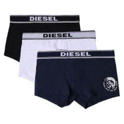 Diesel 3-Pak Bokserki Męskie Shawn Xxl Wielokolorowy. Czarne bokserki męskie marki Diesel, z bawełny. Za 179,00 zł.