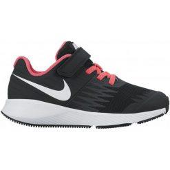 Nike Buty Do Biegania Star Runner Psv Pre-School Shoe Black White-Volt-Racer Pink 32. Białe buciki niemowlęce chłopięce Nike. Za 155,00 zł.