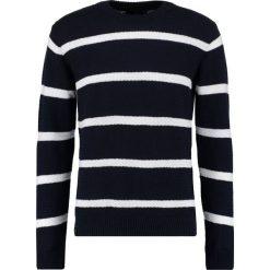 Kardigany męskie: Makia BAYSIDE Sweter navy white