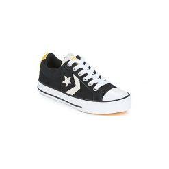 Buty Dziecko Converse  STAR PLAYER OX. Czarne trampki chłopięce Converse, retro. Za 197,10 zł.