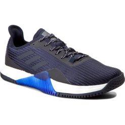 Buty adidas - Crazy Train Elite M CG3095 Legink/Legink/Mysink. Niebieskie buty fitness męskie Adidas, z materiału, adidas crazy. W wyprzedaży za 389,00 zł.