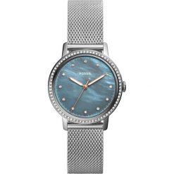 Zegarki damskie: Zegarek FOSSIL – Nelly ES4313  Silver/Silver