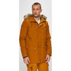 Quiksilver - Kurtka snowboardowa Ferris. Pomarańczowe kurtki męskie Quiksilver, l, z materiału, snowboardowy, thinsulate. W wyprzedaży za 949,90 zł.