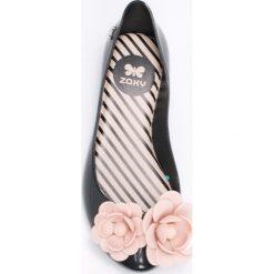 Zaxy - Baleriny. Różowe baleriny dziewczęce marki Zaxy, z materiału. W wyprzedaży za 129,90 zł.
