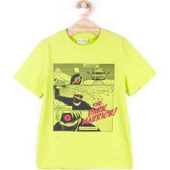 T-shirty chłopięce z nadrukiem: Coccodrillo – T-shirt dziecięcy 128-158 cm