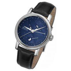 ZEGAREK EPOS Emotion 3391.832.20.16.25. Niebieskie zegarki męskie EPOS, ze stali. Za 9990,00 zł.
