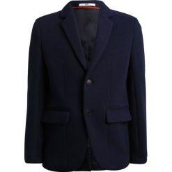BOSS Kidswear VESTE DE COSTUME Marynarka marine. Niebieskie kurtki dziewczęce marki BOSS Kidswear, z bawełny. W wyprzedaży za 494,25 zł.