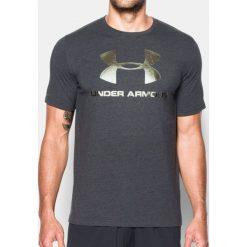 Under Armour Koszulka męska  CC Sportstyle Logo Szara r. XL  (1257615-011). Szare koszulki sportowe męskie marki Under Armour, l, z dzianiny, z kapturem. Za 93,13 zł.