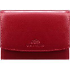 Portfel 14-1-062-91. Czerwone portfele damskie marki Wittchen. Za 156,00 zł.