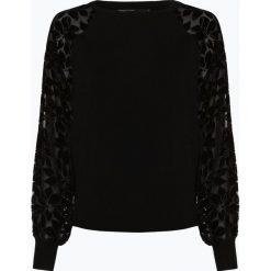 ONLY - Sweter damski – Onlrosy, czarny. Szare swetry klasyczne damskie marki ONLY, s, z bawełny, z okrągłym kołnierzem. Za 179,95 zł.