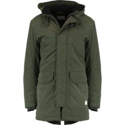 Parki męskie: Jack & Jones JCOJAGER Parka forest night