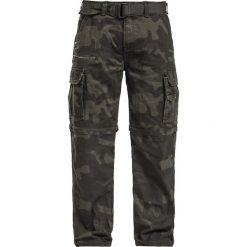 Bojówki męskie: Black Premium by EMP Army Vintage Trousers Spodnie kamuflaż