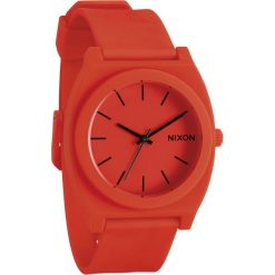 Zegarki męskie: Zegarek unisex Neon Orange Nixon Time Teller P A1192156