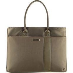 Torby na laptopa: Torba w kolorze brązowym na laptopa – (S)39 x (W)31 x (G)6 cm