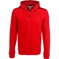 Bejsbolówki męskie: Bluza w kolorze czerwonym