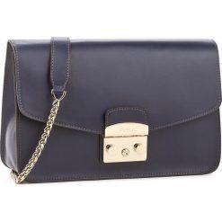 Torebka FURLA - Metropolis 920408 B BHV7 VFO Blu. Niebieskie torebki klasyczne damskie Furla, ze skóry. Za 1079,00 zł.
