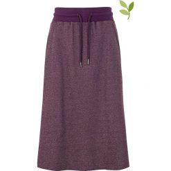 """Spódniczki rozkloszowane: Spódnica """"Maite"""" w kolorze ciemnofioletowym"""