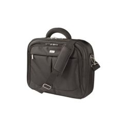 Torba do laptopa Trust Sydney 16'' 17412. Brązowe torby na laptopa TRUST, w paski, z materiału. Za 120,33 zł.