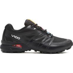 Czarne Buty Sportowe Multiplicity. Czarne buty skate męskie Born2be, z materiału, na sznurówki. Za 139,99 zł.