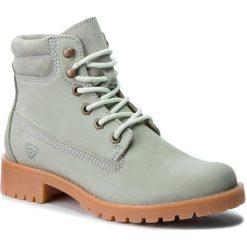 Trapery TAMARIS - 1-25242-30 Mint 768. Zielone buty zimowe damskie Tamaris, z materiału. Za 319,90 zł.