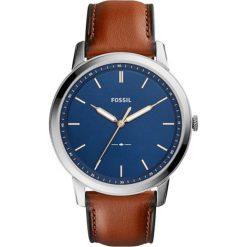 Fossil - Zegarek FS5304. Różowe zegarki męskie marki Fossil, szklane. Za 449,90 zł.
