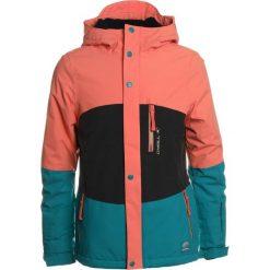 O'Neill CORAL Kurtka snowboardowa fusion coral. Pomarańczowe kurtki chłopięce O'Neill, z materiału, narciarskie. W wyprzedaży za 471,20 zł.