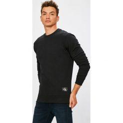 Calvin Klein Jeans - Bluza. Szare bejsbolówki męskie Calvin Klein Jeans, l, z bawełny. Za 359,90 zł.
