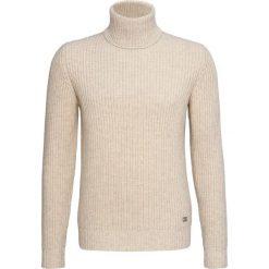 Swetry klasyczne męskie: Bogner QINN Sweter cream