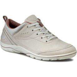 Buty ECCO - Arizona 83650359497 Shadow White/Woodrose. Szare buty do fitnessu damskie marki KALENJI, z gumy. W wyprzedaży za 269,00 zł.