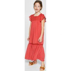 Sukienki dziewczęce: Mango Kids – Sukienka dziecięca Repic 110-152 cm