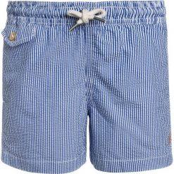 Polo Ralph Lauren TRAVELER SWIMWEAR Szorty kąpielowe cruise royal/white. Niebieskie spodenki chłopięce Polo Ralph Lauren, z bawełny, sportowe. Za 209,00 zł.