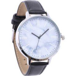 Biżuteria i zegarki: Czarny Zegarek Constantly