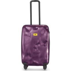 Walizka Bright średnia Purple. Fioletowe walizki Crash Baggage, średnie. Za 996,00 zł.