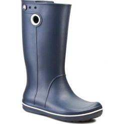 Kalosze CROCS - Crocband Jaunt Womens 10970 Navy. Różowe buty zimowe damskie marki Crocs, z materiału. W wyprzedaży za 169,00 zł.