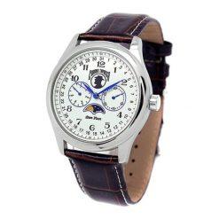 """Zegarki męskie: Zegarek """"CT-2009"""" w kolorze brązowo-białym"""